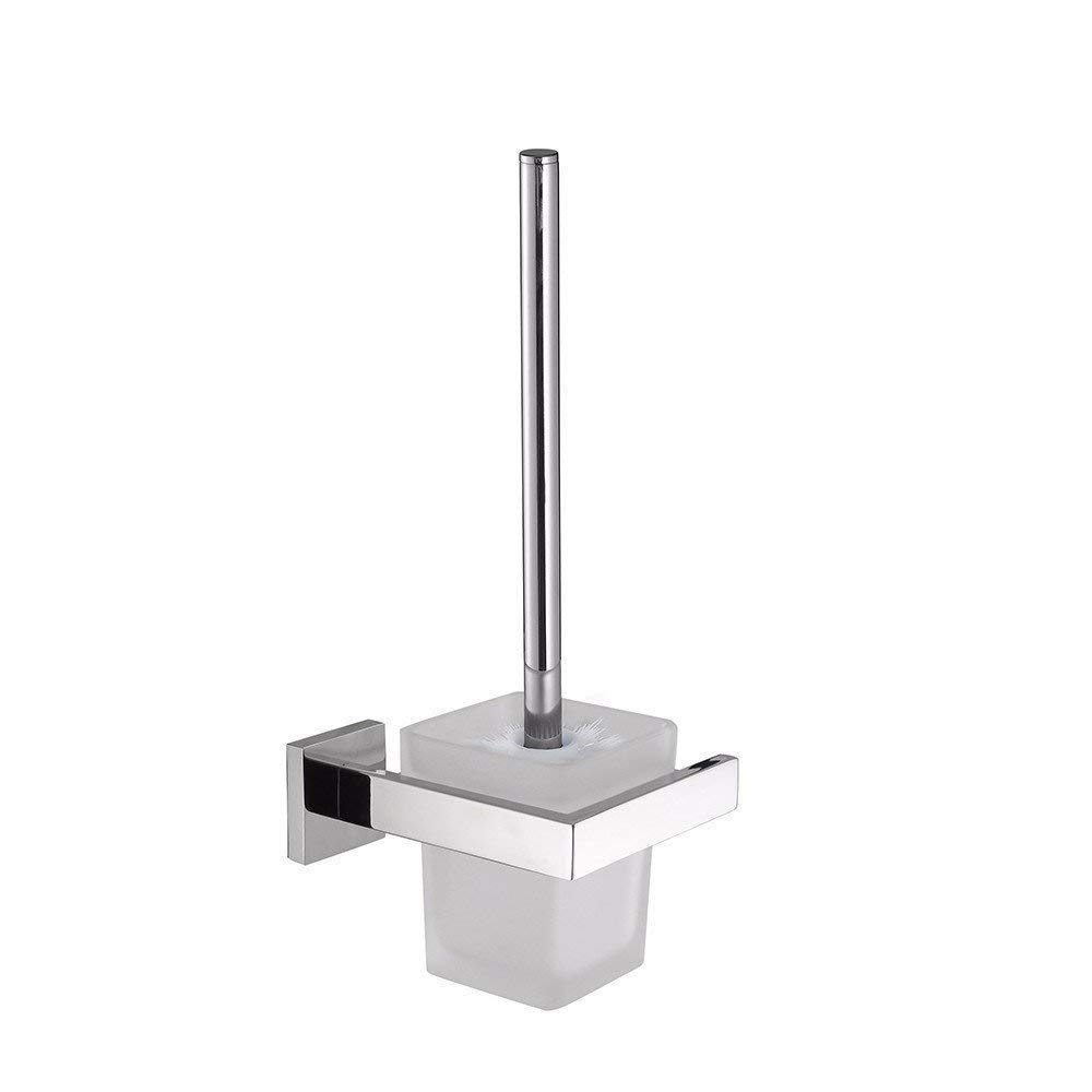 L.I. Stainless Steel 304 Contemporary of Basis of The Lighting Team Bathroom VAC Box Kit to soap, Paper Towels Toilet Toilet Brush
