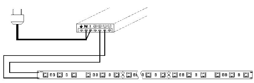 High Cri Flexible 5730 Led Strip Ra95-vtc Series