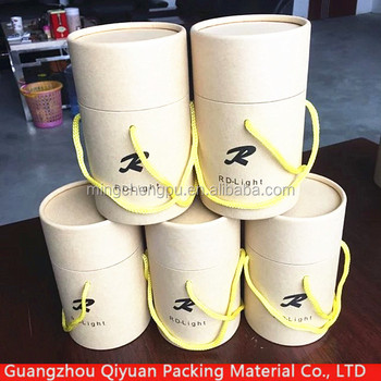 Custom cylinder origami paper boxes with handles buy cylinder custom cylinder origami paper boxes with handles sciox Gallery