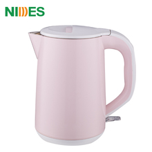 Korean tea stainless steel mini eco friendly tea electric instant hot electric pink south africa water kettle with cord