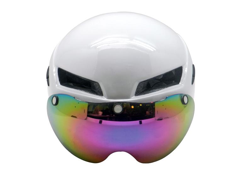 Aerodynamic Tt Time Trial Aero Bike Helmet For Sale 7