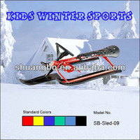 New Type Popular Snowmobile Snow Scooter
