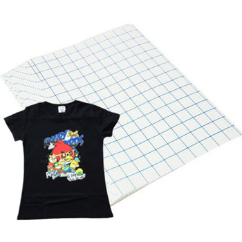 A4 Size Iron-on Dark T shirt transfer paper for cotton fabric