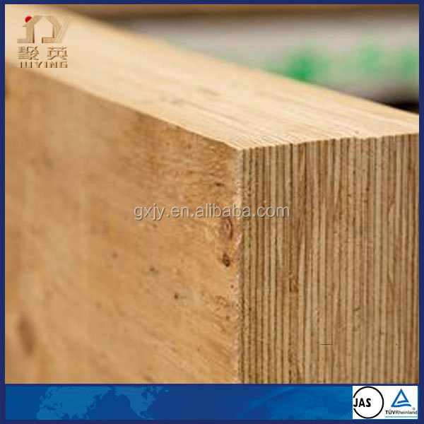 F14 Radiata Pine LVL construction wooden beam