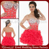 MD55 Stylish New 2014 Red and White Prom Dresses