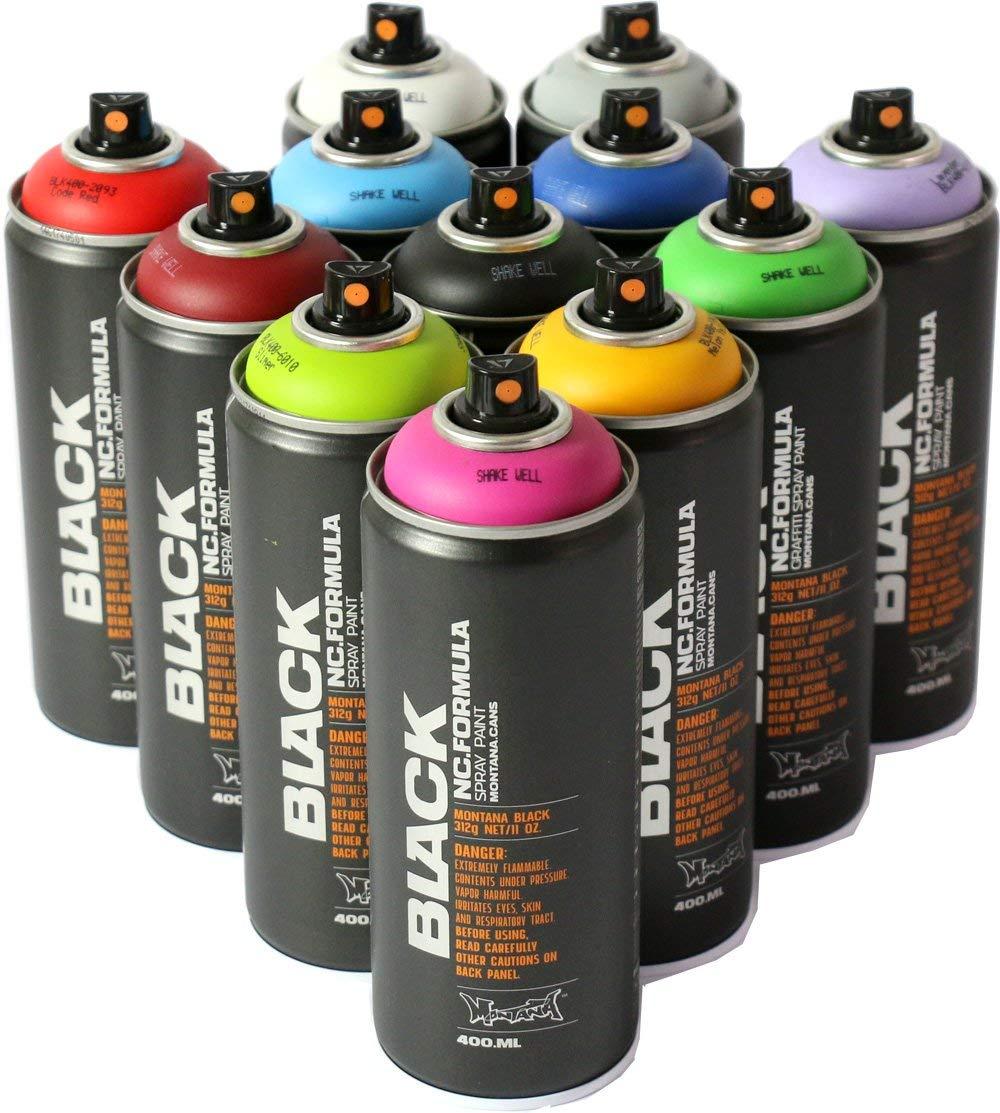Cheap Montana Black Spray, find Montana Black Spray deals on