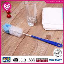 BSCI 2016 mini baby bottle brush handled cleaning brush