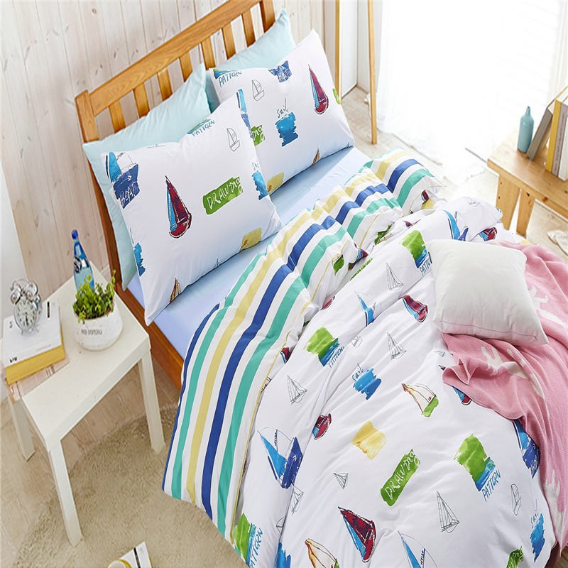 Wholesale Cheap The Eiffel Tower Bedding Cold Beer