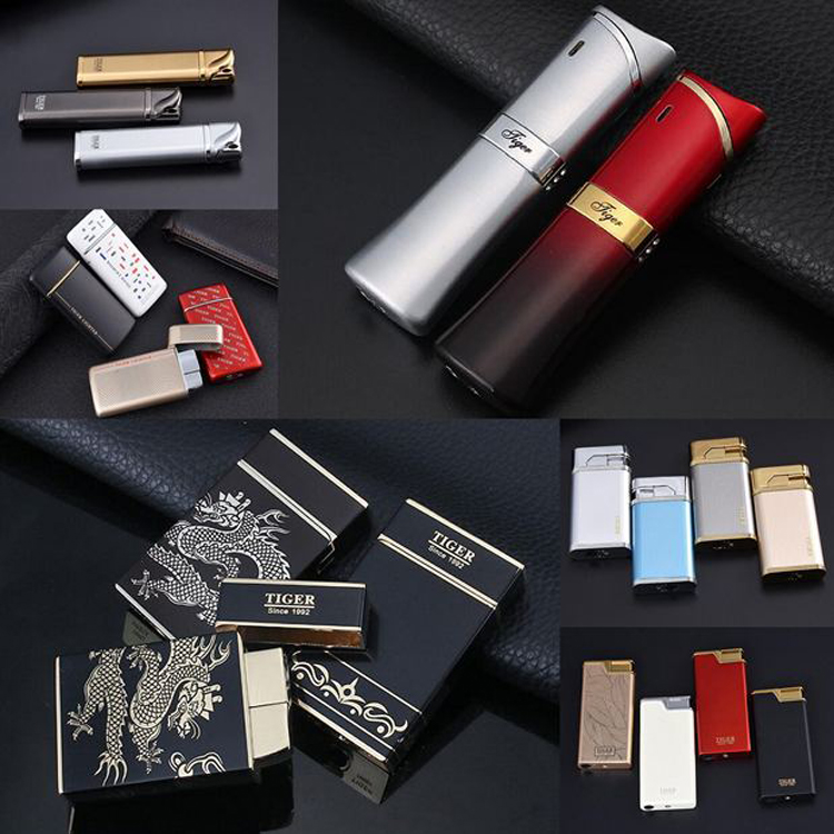 professional cheap cool metal wholesale custom logo windproof usb rechargeable single arc cigarette lighter