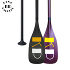 Lightweight Carbon Fiber SUP PADDLE / Stand up PADDLE Inflatable Board Paddle