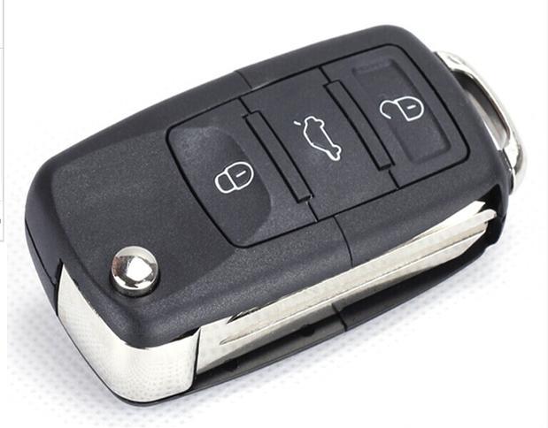 K07k17 изменен после установку дистанционного управления автомобилем складной ключевых