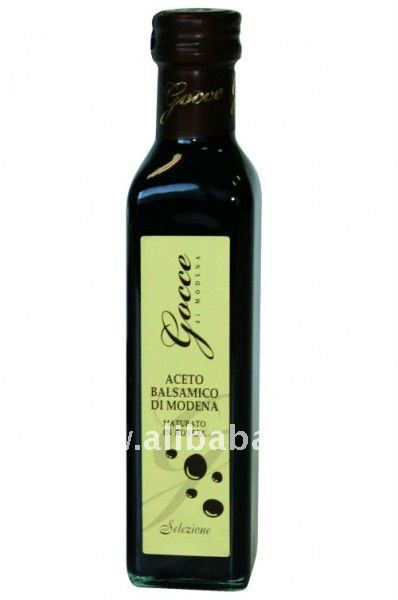 "Balsamic Vinegar Of Modena ""maturato"""