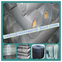 Anping Huilong Mosquito Net Fly Screen Aluminum Weaved Wire Mesh
