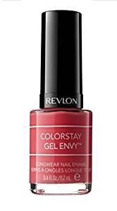 Revlon Colorstay Gel Envy Longwear Nail Enamel - Pocket Aces (130) (Pack of 2)