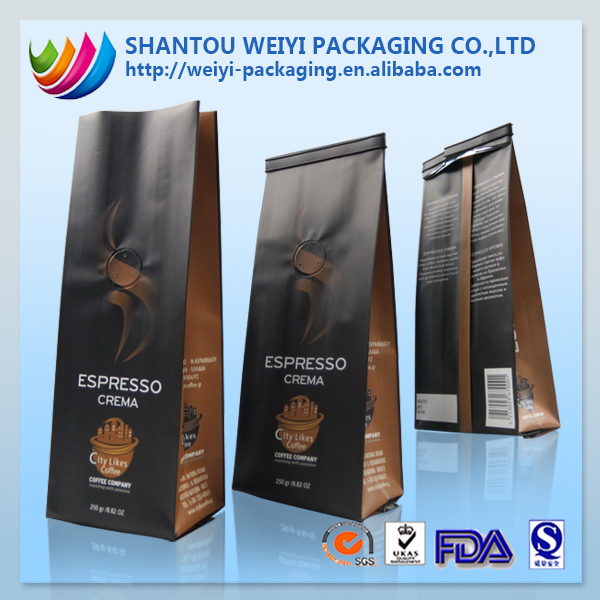 Granola Packaging Bag Roasted Coffee Beans