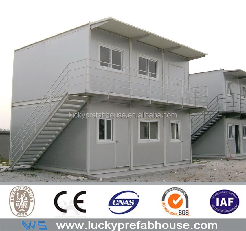 China schnell bauen beweglichen fertighaus container haus for Fertighaus container haus
