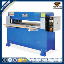 foam/plastic/fabirc/shoe hydraulic beam manual die cutting press