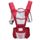 Portable Breathable Organic 360 Degrees Child Backpack Carrier Baby Carrier Bag