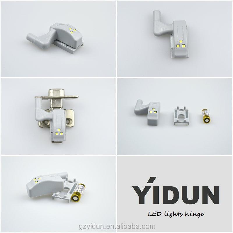 2015 New Led Under Cabinet Lights 12v /1.8w Sensor Round Kitchen ...