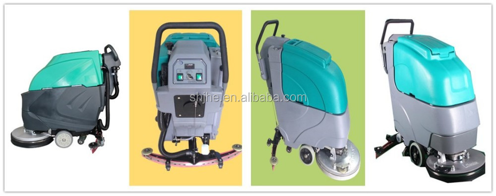 Wholesale floor cleaning machine price concrete scrubber for Concrete floor scrubber