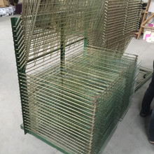 Grass countertop industrial drying rack for paper