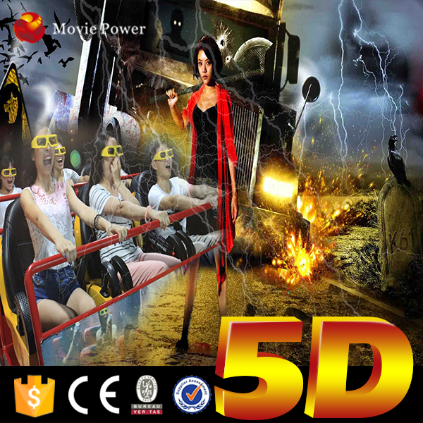 2015 Fantastic 5d 5d cinema dinosaur movie
