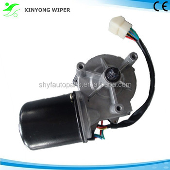 Dc Gear Wiper Motor 12v Wiper Motors 60w 48nm Specifications