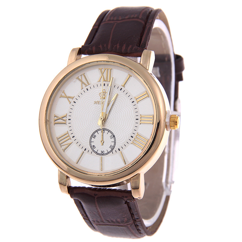 2016 women outdoor Sports Watch Leather Casual Ladies Wrist Watch China Manufacturers Supplies