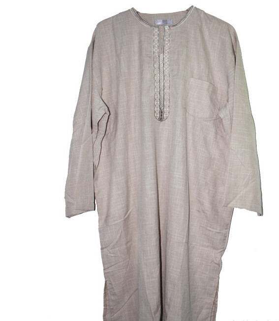 In Stock Arab Muslim Middle East Special Linen Robe Arab Robe For ...
