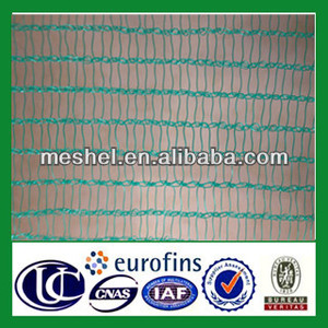 HDPE construction shed cloth