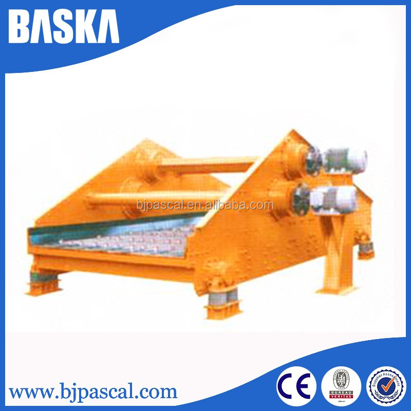 different sizes sand stone power vibrating screen For Coal Mine