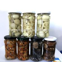 Very High Quality Gmp Fda Haccp Halal Certification Cook Canned Mushrooms Broken Canned Mushroom