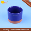 Factory disposable measuring cup for terracotta cup mug