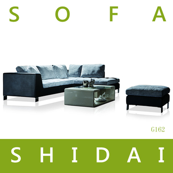 Captivating Compact Sofa Furniture Of Cavite / L Shaped Sofa Set / Cheap Sofa Set G162