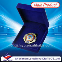 Newest design custom metal sports medal display for match