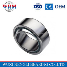Single slit outer ring to the heart joint with extended inner ring bearings geem50es-2rs for farming machine