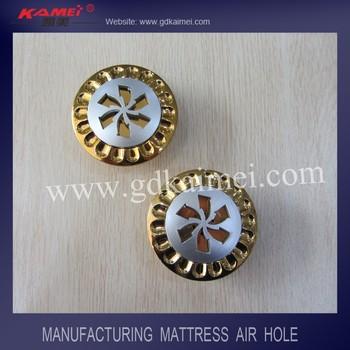China Supplier Furniture Accessories Mattress Air Vents Breather ...