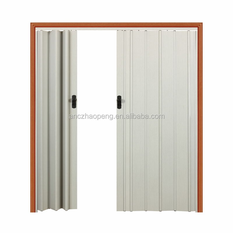 Folding plastic doors interior hospital folding plastic for Interior folding doors