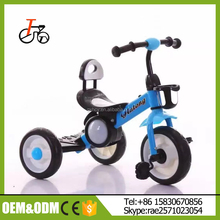 Russian hot sale models 3 wheel tricycle kids for baby/trike bike with certification/baby tricycle for sale