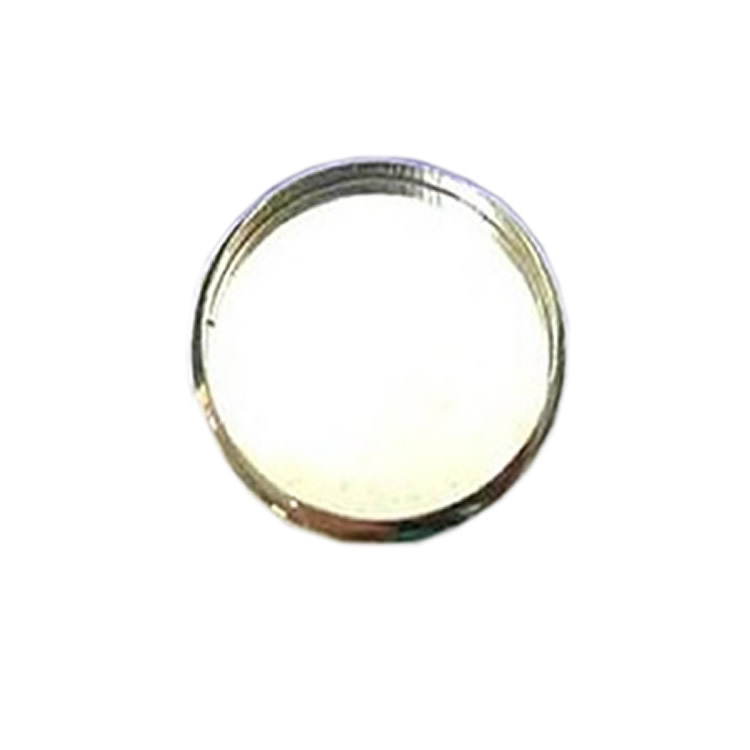 Beadsnice ID 27448 925 sterling silver cabochon setting 16mm round best for DIY jewelry making base metal bezel