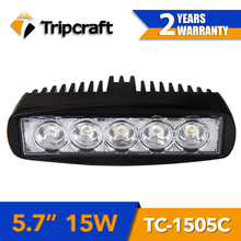 New products Crees 15W 5.5 inch LED driving head light led motorcycle headlight