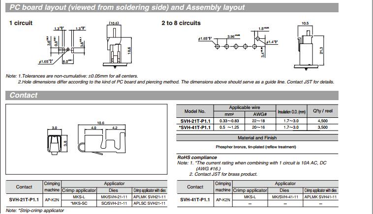 Jst 3,96mm Pitch Vh Serie 2 Pin-anschluss Vhr-2n Gehäuse Kabel ...