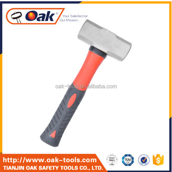 low price in stock high quality stainless steel sledge hammer