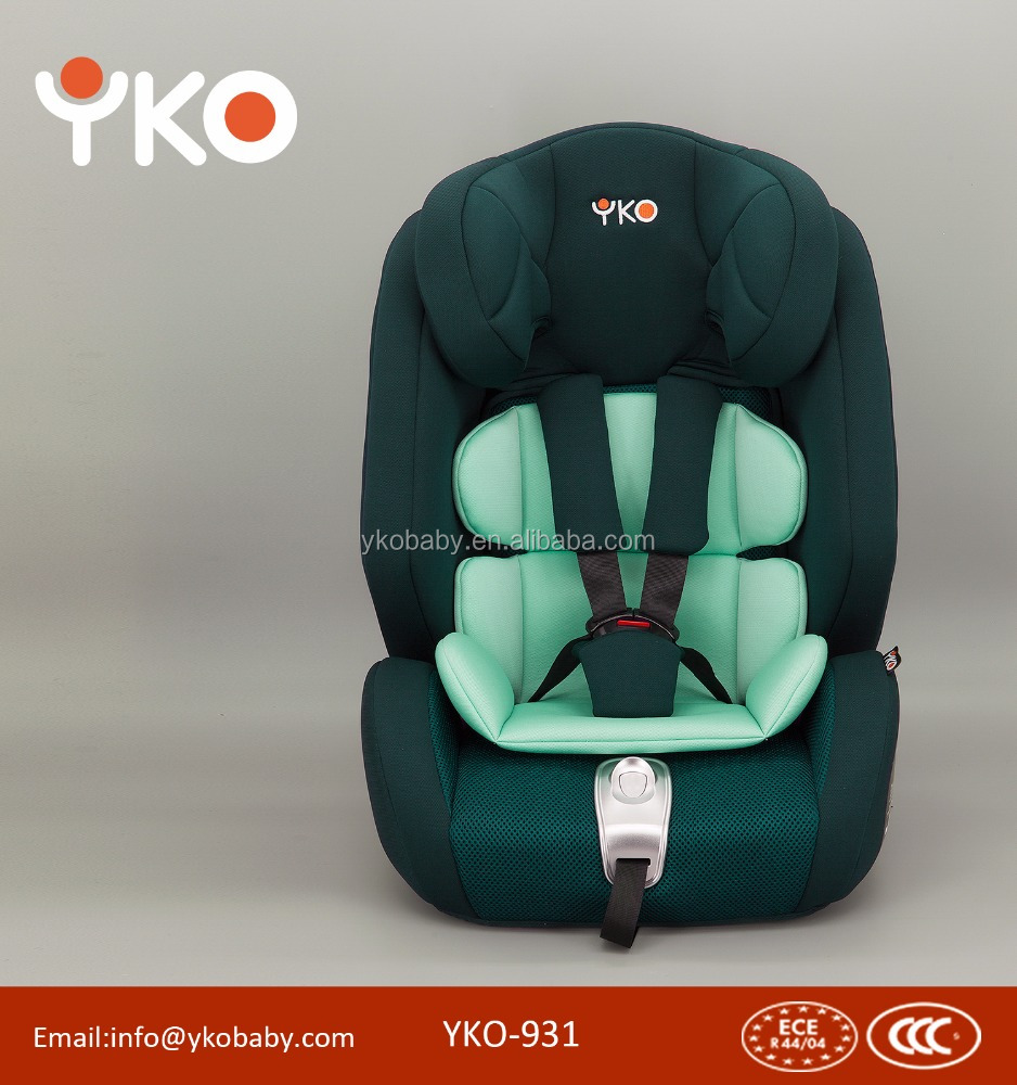 Good quality and cheap price safety baby car seat with ISOFIX ECE certificate from China