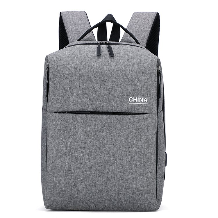 2018 New Arrival USB charging bag High quality laptop backpack for 15.6inch mochila