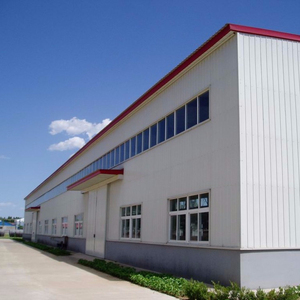 Factory direct industrial steel structures structure hall huge workshop