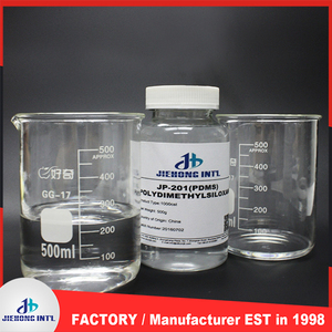 Click Chemical Raw material 201 methyl silicone oil 350cst manufacturer
