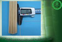 2017 Raw Incense Sticks India Round bamboo sticksfor making incense 008615070925407