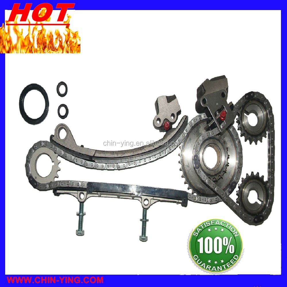 KA24DE Timing Chain Kit Set For Nissan FRONTIER