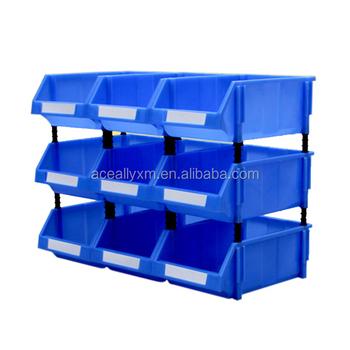 Bulk Storage Bins Storage Containers Plastic Bin Plastic Storage